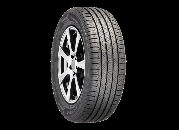 Nokian eNTYRE C/S tire