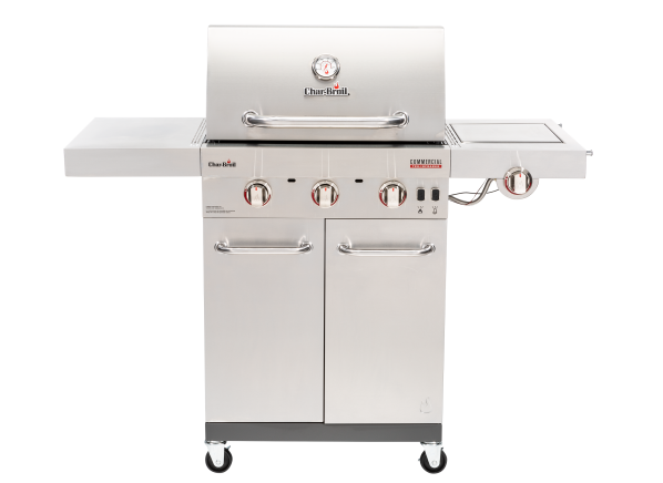 Char-Broil Commercial Stainless 463355220 [Item # 1422176] (Lowe's) grill