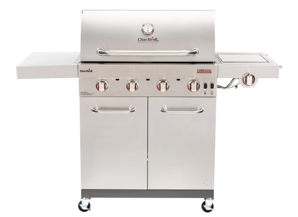 Char-Broil Commercial Stainless 463257520 [Item # 1422177] (Lowe's) grill