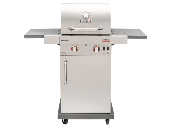 Char-Broil Commercial Stainless 463644220 [Item #1422175] (Lowe's) grill