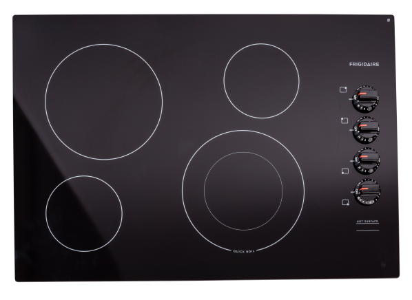 Frigidaire FFEC3025UB cooktop