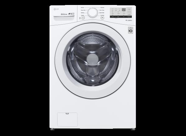LG WM3400CW washing machine
