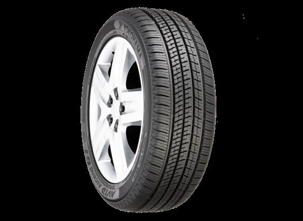 Yokohama Avid Ascend GT tire