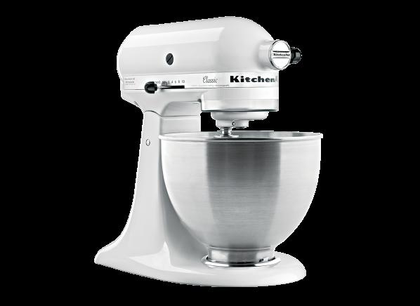 KitchenAid Classic (250 watt) K45SS[WH] mixer