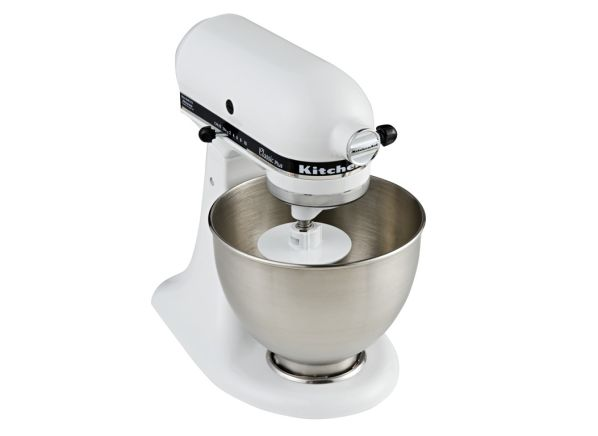 KitchenAid Classic Plus KSM75WH mixer - Consumer Reports