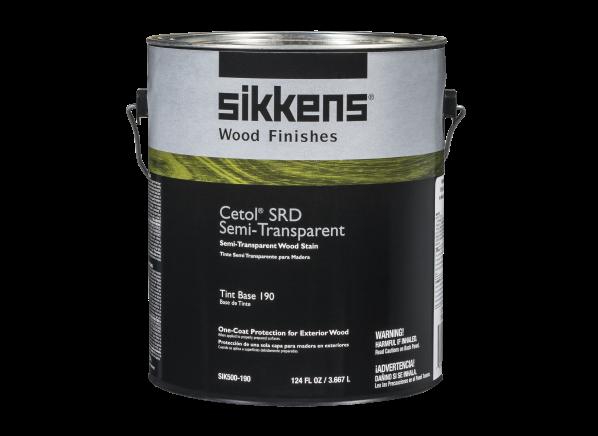 PPG ProLuxe Cetol SRD Semi-Transparent Wood Finish