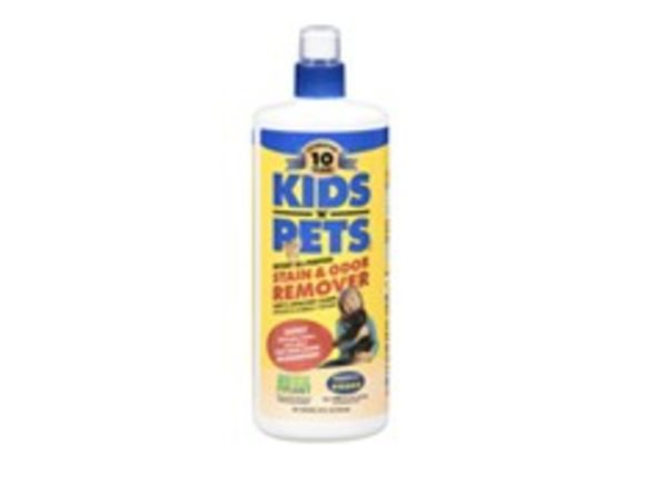 Kids N Pets Stain Odor Remover Consumer Reports