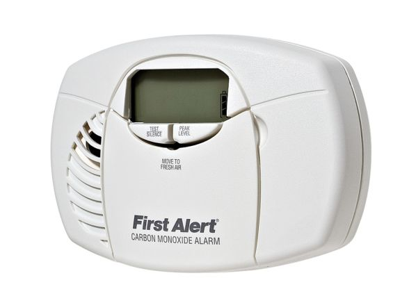 First Alert CO410 carbon monoxide detector