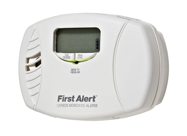 First Alert CO615 carbon monoxide detector - Consumer Reports