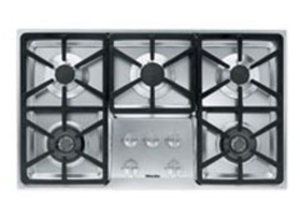 Miele Km3474gss Gas Cooktop