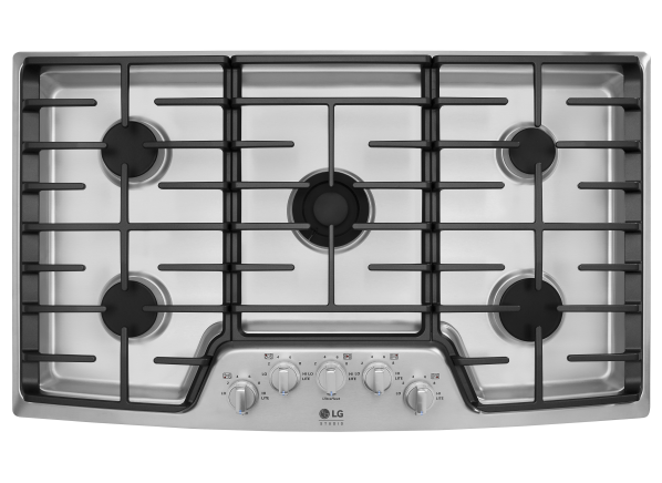Lg Lscg366st Gas Cooktop