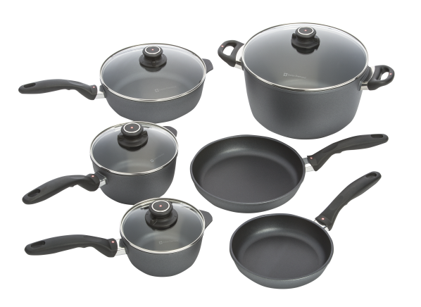 Swiss Diamond Reinforced 6010 Cookware Consumer Reports