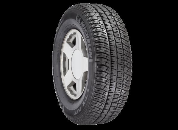 All Terrain Truck Tires >> Michelin Ltx A T 2 Tire Consumer Reports