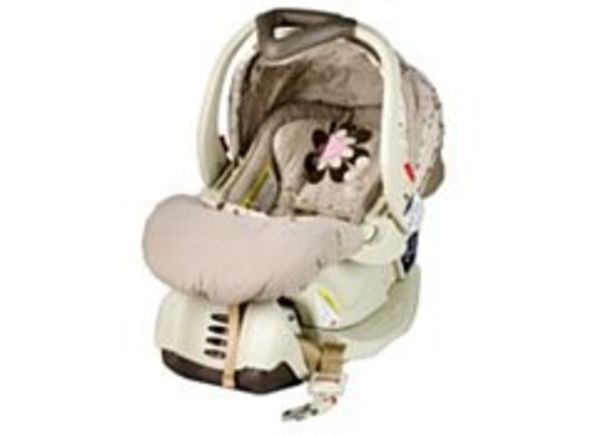 63e1a2750f1 Baby Trend Flex-Loc Adjustable Back car seat - Consumer Reports