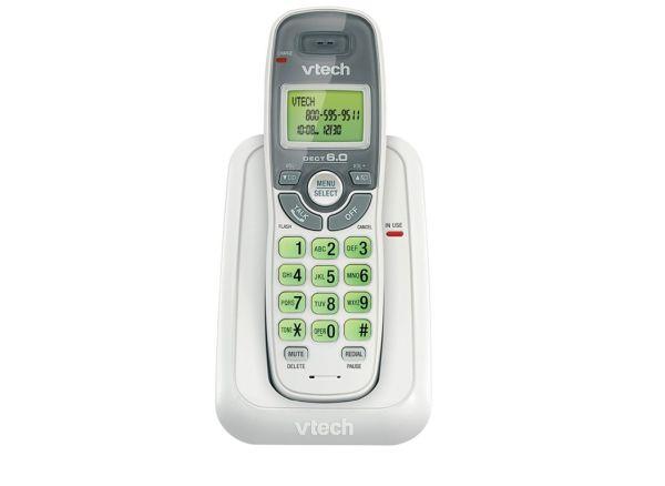 Vtech Cs6114 Cordless Phonecordless Phone Consumer Reports