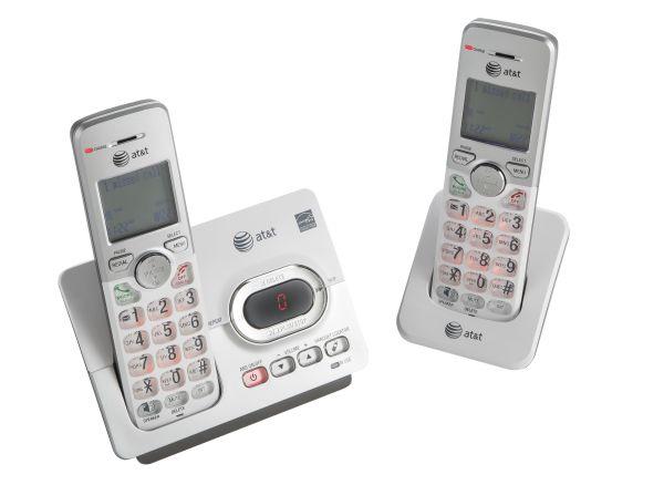 At T El52303 Cordless Phonecordless Phone Consumer Reports