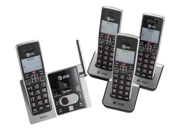 At T Cl82413 Cordless Phonecordless Phone Consumer Reports