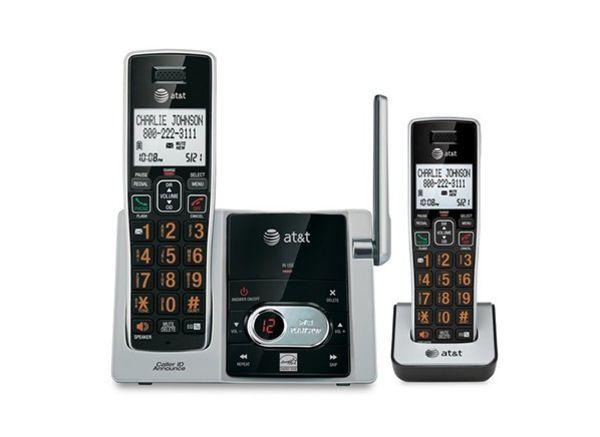 At T Cl82213 Cordless Phonecordless Phone Consumer Reports
