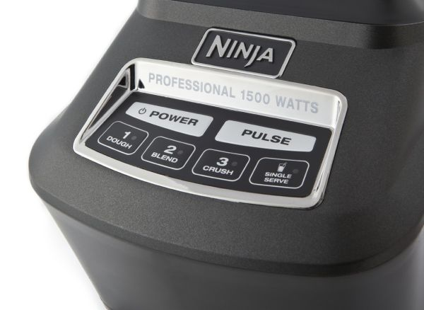 Ninja BL770 Mega Kitchen System Control panel