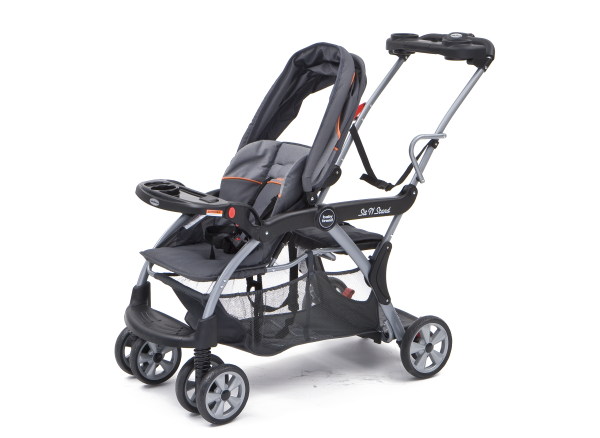 Baby Trend Sit N Stand Deluxe Stroller Consumer Reports