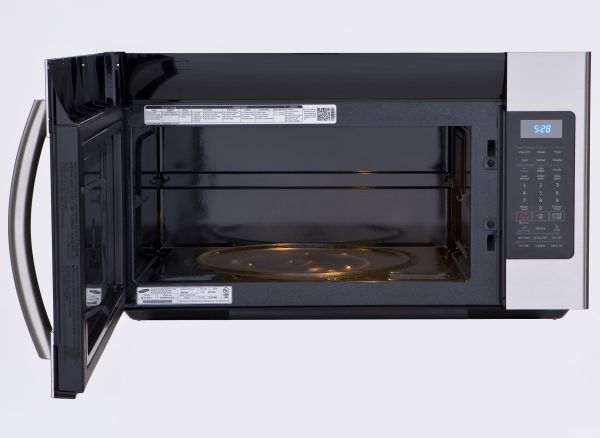 Samsung ME18H704SFS Microwave Oven - Consumer Reports