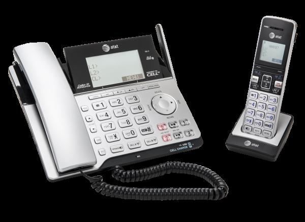 At T Tl86103 Cordless Phonecordless Phone Consumer Reports