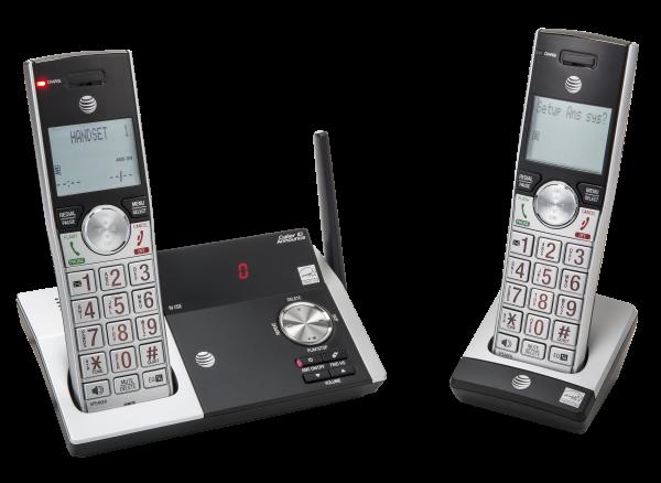 At T Cl82215 Cordless Phonecordless Phone Consumer Reports