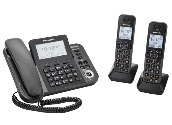 Panasonic Kx Tgf382m Cordless Phonecordless Phone Consumer Reports