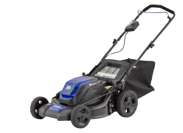 Kobalt Lowe S Km2180b 06 Battery Mowerlawn Mower Tractor Consumer Reports