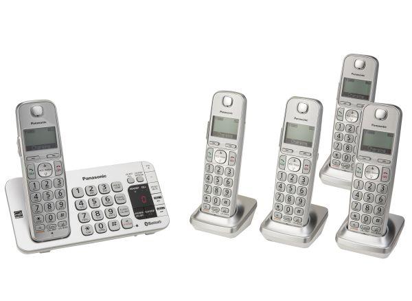 Panasonic Kx Tge475s Cordless Phonecordless Phone Consumer Reports