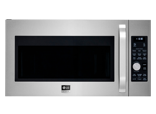 Lg Lsmc3086st Microwave Oven Consumer