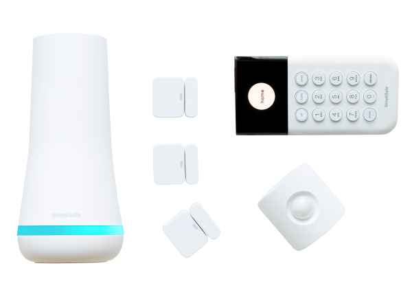 Simplisafe The Essentials Ss3 01 Home Security Systemhome