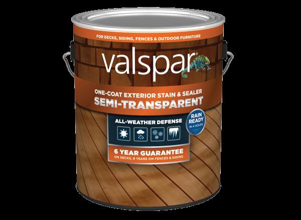 Valspar One Coat Semi Transpa Lowe, Outdoor Furniture Reviews Consumer Reports