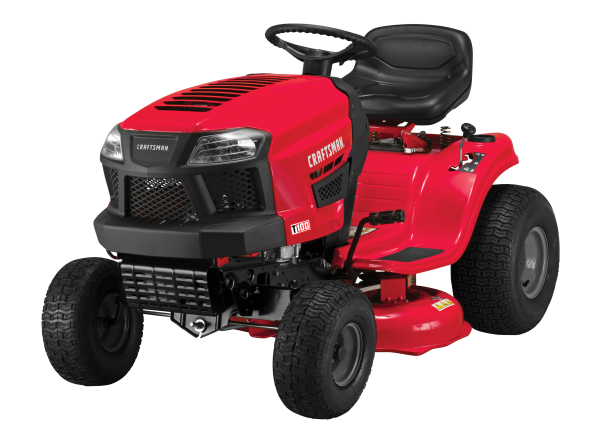 Craftsman T100 Riding Lawn Mower Tractorlawn Mower Tractor Consumer Reports