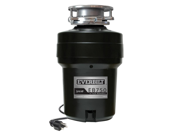 Everbilt 10 Us Eb750 Home Depot Garbage Disposal Consumer Reports