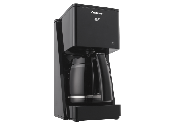 Cuisinart Dcc T20 Touchscreen 14 Cup Programmable Coffee Maker Consumer Reports