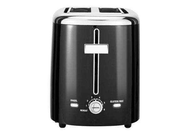 Best Buy: 2-Slice Extra-Wide/Self-Centering-Slot Toaster $9.99