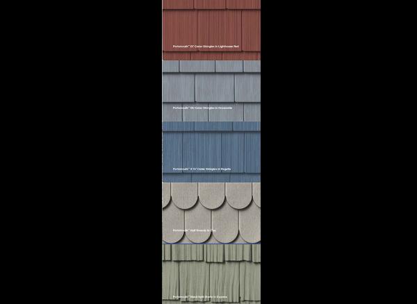 Exterior Portfolio Portsmouth 8 S7 Cedar Shingles Siding Consumer Reports