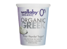 Wallaby Organic Plain Nonfat Greek Yogurt thumbnail
