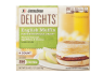 Jimmy Dean Delights English Muffin Turkey Sausage, Egg White & Cheese thumbnail