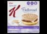 Kellogg's Flatbread Breakfast Sandwich Sausage, Egg & Cheese thumbnail