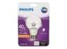 Philips 40W Soft White Clear Globe G25 Dimmable LED thumbnail