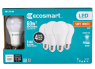 EcoSmart 60W Equivalent Soft White A19 Dimmable LED thumbnail
