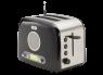 Elite Platinum 2 Slice Stainless Steel Radio Toaster ERT-6067 thumbnail