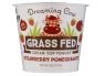 Dreaming Cow Grass Fed Strawberry Pomegranate Cream Top Yogurt thumbnail