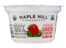 Maple Hill Creamery 100% Grass Fed Organic Strawberry Whole Milk Greek Yogurt thumbnail