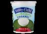 Stonyfield Organic Smooth & Creamy Plain Whole Milk Yogurt thumbnail