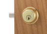 Schlage Single Cylinder Deadbolt B60N 505 605 thumbnail