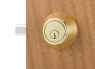 Tru-Guard Single-Cylinder Deadbolt DL71 KA3 thumbnail