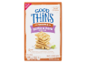 Nabisco Good Thins The Chickpea One Garlic & Herb Snacks thumbnail